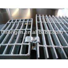 fixing installation steel grating clips