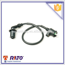 Electric parts for motorcycle cylinder coil