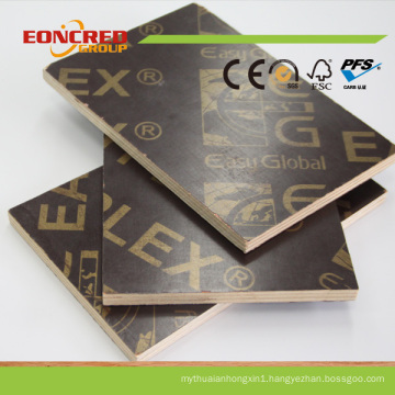 Korinplex Film Faced Plywood with Logo for Construction