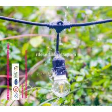 SLT-131 UL-Zulassung IP44 wasserdichtes Amerika Stecker Netzkabel Lichter wetterfest