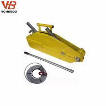 VOHOBOO mini vehículo eléctrico de cuerda de alambre del tirador de mano grúa de elevación de la honda