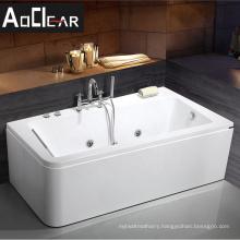 Aokeliya bathtub air massage whirlpool bubble  buth tub bathtubs with jet