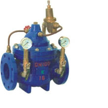 Válvula reductora de presión de control hidráulico (200X)