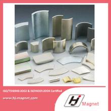 Hot Sale Permanent C-Type Segment Motor NdFeB Magnets