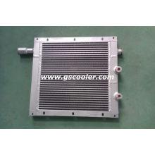 Refrigerador de aluminio del compresor para la exportación