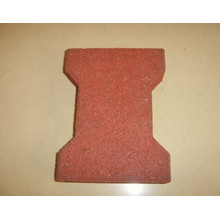 Dogbone Horse Pathway Rubber Floor Pavers
