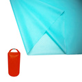 Professional Manufacturer TPU Coated 40D Nylon  Grid Pattern Fabric For Outdoor Inflatable Products