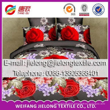 3d printing bed sheet fabric in roll reactive printing fabric 3d brushed bed sheet fabric