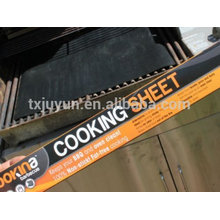 BBQ GRILL MAT and BAKE MAT - BEST for healthy cooking and EASY CLEANUP