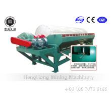 Separateur de minerre métallique Séparateur magnétique humide