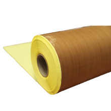 Heat resistant PTFE adhesive tape with release liner