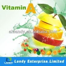 Alimentação e Alimento Vitamina A palmitato e acetato