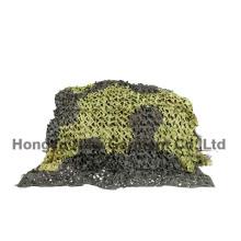 Военная камуфляжная сетка, Охота Тактический Камуфляж Net Woodland (HY-C011)