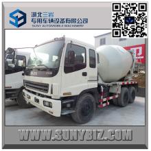 Isuzu Mixer Truck 8 M3 Concrete Mixer Truck
