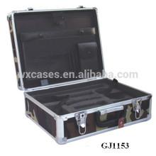 novo design de 2014!!! caixa de ferramenta forte & portátil de alumínio com inserção de espuma personalizado dentro fabricante