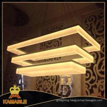 Three Layers Rectangle Hanging LED Lighting (kam8818-3)