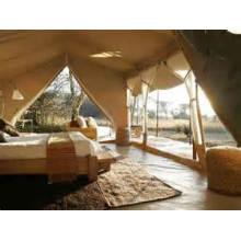Nouvelle tente double couche de voyage de camping en plein air
