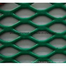 Malha expandida do metal para o revestimento do reboque / Filipinas / passagem com alumínio