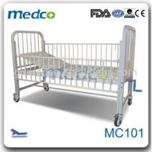 Uma manivela crianças camas hospitalares MC101
