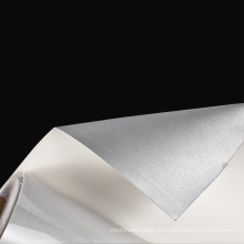 tela de couro reflexiva do plutônio da luz alta da venda 1.0mm para sapatas para a forma