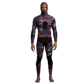Seaskin 3MM Jako Neoprene Camo Spearfishing Wetsuit