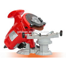 Innovative GS CE EMC ROHS 100mm 250w Magnesium Base Electric Chainsaw Sharpener Chain Grinder