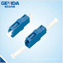 LC Simplex Sm adaptador de fibra óptica