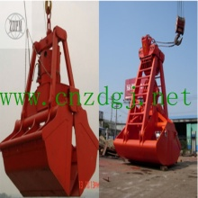 Single Rope Clamshell Grab for Sale