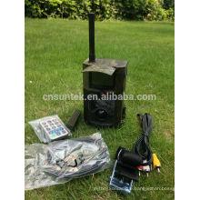 12MP 1080P HD Video 3G Jagd-Spiel-Kameras GPRS mit SMS-Fernbedienung