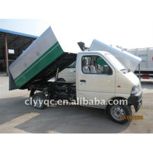 Fabricante de camiones de basura herméticos