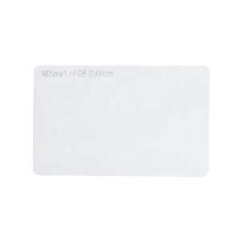 Tarjeta de chip inteligente de tarjeta en blanco de PVC de plástico imprimible