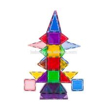 Blocos magnéticos brinquedos brinquedos educativos