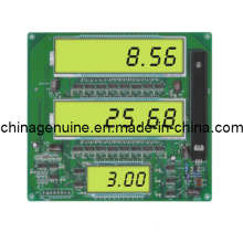 Zcheng Fuel Dispenser Venta Litros Precios Display LED Junta