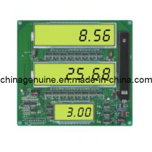 Zcheng Fuel Dispenser Sale Litre Price Display LED Board