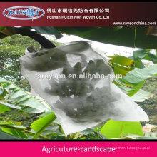Capa protetora anti-uv para árvores frutíferas não tecidas
