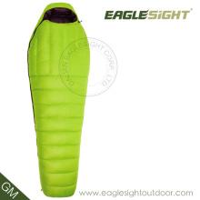 Top-Qualität Schlafsack Ente Daunenschlafsack für den Winter