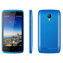 4 '' Мобильный телефон Qual-Core Android 4.4 с поддержкой 3G в 4-х диапазонах
