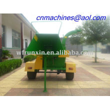 drum wood chipper CE approved WC-18