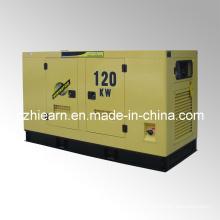 Water-Cooled Diesel Generator Set Silent Type Cummins Engine (GF2-120KW)