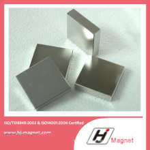Sintered NdFeB Magnet on Instruments, Elctroacousical Appliance and Motors