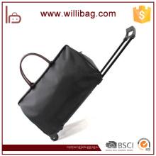 Bolso barato 2016 del equipaje de la carretilla del viaje del bolso de la carretilla de la manera única