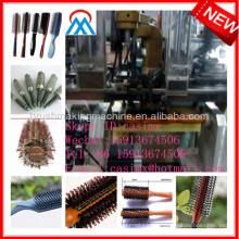 Cepillo de pelo que hace la máquina / plástico y cepillo de madera que hace la máquina / cepillo de nylon que hace la máquina