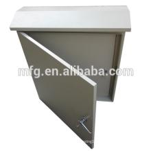 sheet metal stamping distrubution box-powder coating