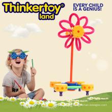 Outil d'éducation multicolore pour enfants.