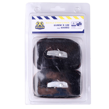 1 Polegada 25 MM Blister Package Cam Fivela Correias