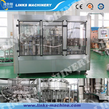 Línea de producción de bebidas de refresco automático (DCGF)