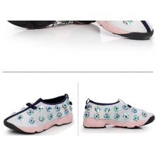Handmade mesh sequin embroidery patch flats flower