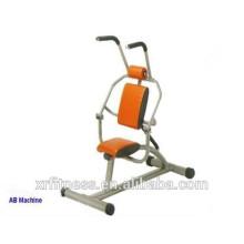 gym equipment names Abdominal Crunch Machine with hydraulic cylinder