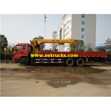 DFAC 10 roues 16ton camions grues