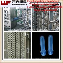 Chine fournir des produits de qualité moule de préforme pour animaux de compagnie de 5 gallons / injection de plastique moule de préforme pour animaux de compagnie de 5 gallons fabriqué en Chine